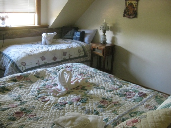 Bedroom at Sedro Woolley