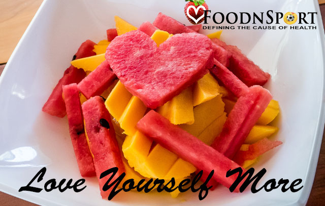 Valentine's Day raw vegan recipe: Love Yourself More
